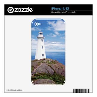 Canada, Newfoundland, Cape Spear National Skins For The iPhone 4