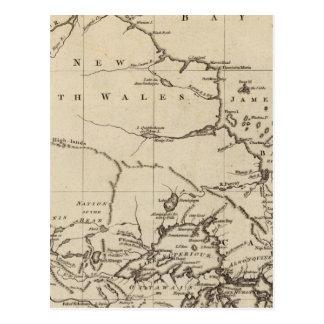 Canadá, North Point Luisiana Tarjetas Postales