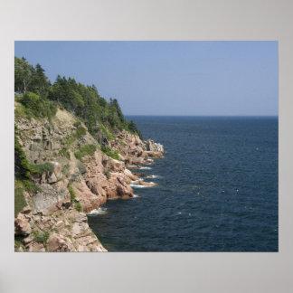 Canada, Nova Scotia, Cape Breton Island, Cabot 2 Print