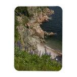 Canada, Nova Scotia, Cape Breton Island, Cabot 3 Rectangular Magnet