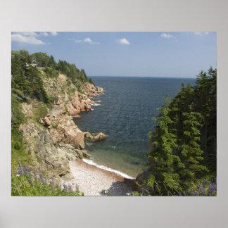 Canada, Nova Scotia, Cape Breton Island, Cabot Poster
