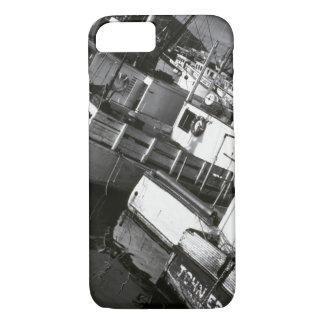 Canada, Nova Scotia, Digby. Fishing boats iPhone 8/7 Case