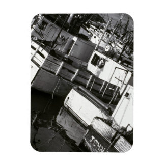 Canada, Nova Scotia, Digby. Fishing boats Rectangular Photo Magnet