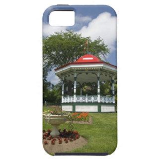 Canada, Nova Scotia, Halifax, Public Gardens. 2 iPhone 5 Cases