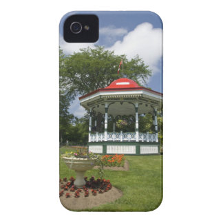 Canada, Nova Scotia, Halifax, Public Gardens. 2 Case-Mate iPhone 4 Case