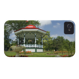 Canada, Nova Scotia, Halifax, Public Gardens. iPhone 4 Case