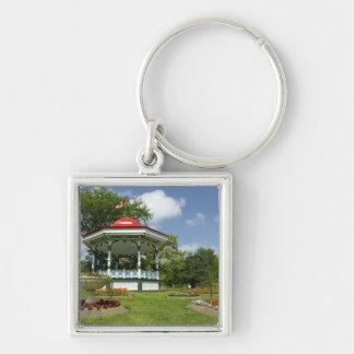 Canada, Nova Scotia, Halifax, Public Gardens. Keychain