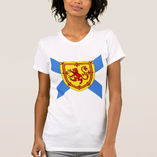 Canada Nova Scotia High quality Flag T-Shirt