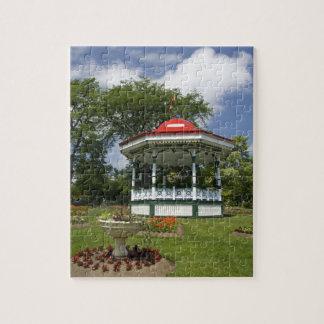 Canadá, Nueva Escocia, Halifax, jardines públicos. Puzzles Con Fotos