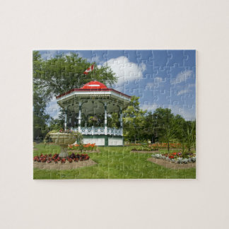 Canadá, Nueva Escocia, Halifax, jardines públicos Puzzle