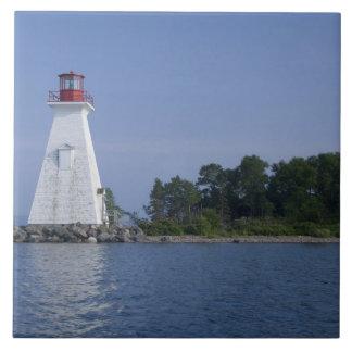 Canadá, Nueva Escocia, la Isla de Cabo Bretón, Azulejo Cuadrado Grande