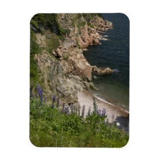 Canadá, Nueva Escocia, la Isla de Cabo Bretón, Cab Imán Rectangular