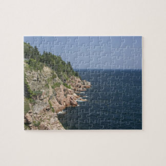Canadá, Nueva Escocia, la Isla de Cabo Bretón, Cab Puzzle