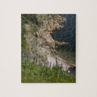 Canadá, Nueva Escocia, la Isla de Cabo Bretón, Cab Rompecabezas