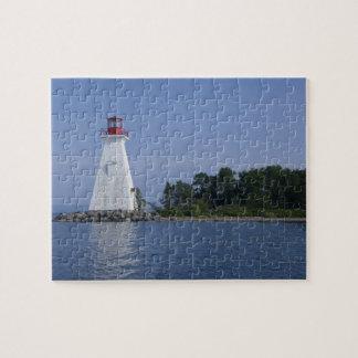 Canadá, Nueva Escocia, la Isla de Cabo Bretón, Puzzle