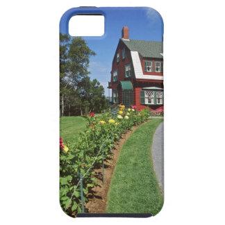 Canadá, Nuevo Brunswick, isla de Campobello. 2 Funda Para iPhone SE/5/5s