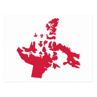 Canadá - Nunavut Postales