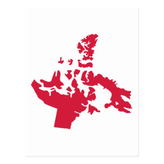 Canadá - Nunavut Tarjetas Postales