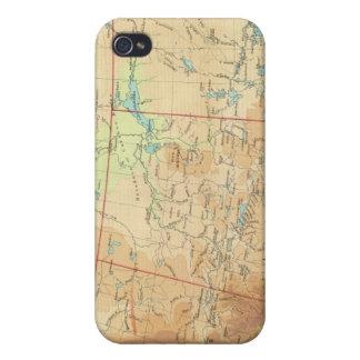 Canadá occidental iPhone 4/4S carcasa