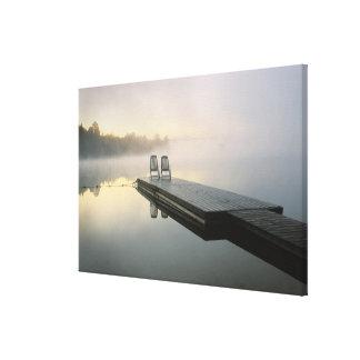Canada, Ontario, Algonquin Provincial Park, Canvas Print
