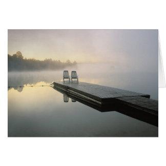 Canada, Ontario, Algonquin Provincial Park, Card