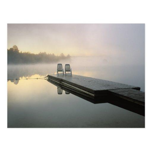 Canada, Ontario, Algonquin Provincial Park, Post Card