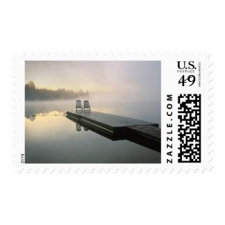 Canada, Ontario, Algonquin Provincial Park, Stamp