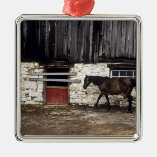 Canada: Ontario, Bruce Peninsula, Cape Chin, Metal Ornament