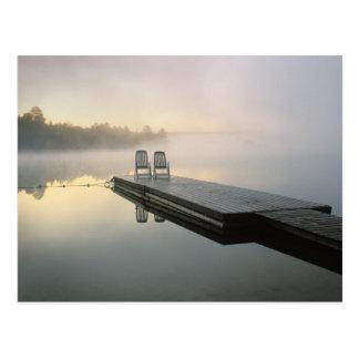 Canadá, Ontario, parque provincial del Algonquin, Postal