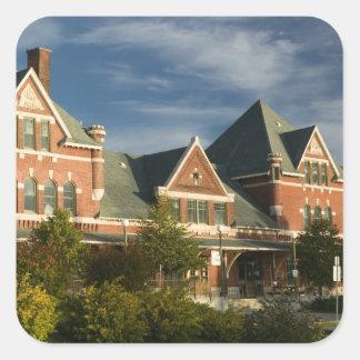 CANADA, Ontario, Thunder Bay: Prince Arthur's Square Sticker