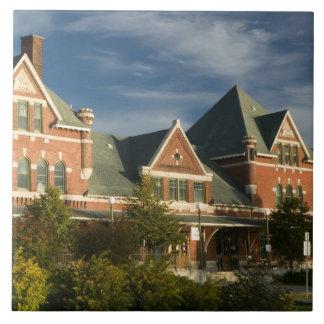 CANADÁ, Ontario, Thunder Bay: Príncipe Arturo Azulejo Cuadrado Grande