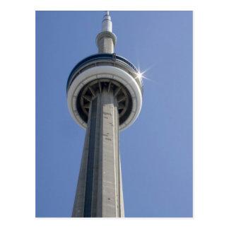 Canadá, Ontario, Toronto. Top de la torre del NC Postal