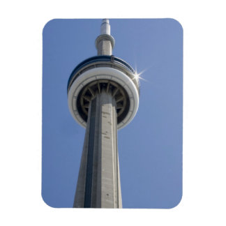 Canada Ontario Toronto Top of CN Tower with Flexible Magnets