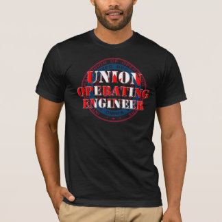 Canada Operating Engineer T-Shirt