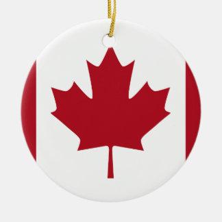 CANADA CHRISTMAS ORNAMENT