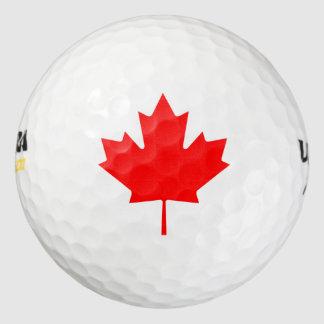Canadá Pack De Pelotas De Golf