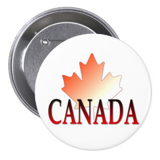 Canada Pinback Button