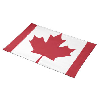 CANADA CLOTH PLACEMAT