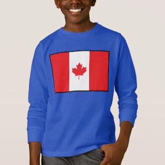 Canada Plain Flag T-Shirt