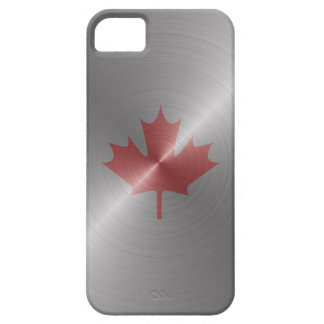 Canada Platinum Maple Leaf iPhone 5 Cover