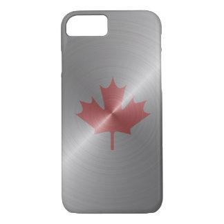 Canada Platinum Maple Leaf iPhone 7 Case