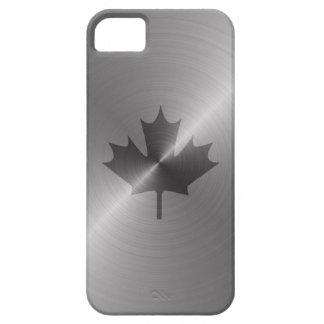 Canada Platinum Maple Leaf iPhone SE/5/5s Case