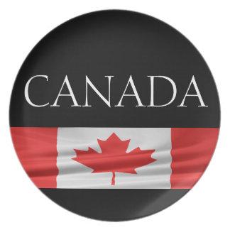 Canadá Plato Para Fiesta