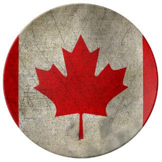 Canadá Platos De Cerámica