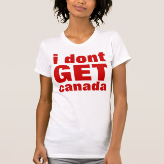 Canadá Tops Sin Mangas