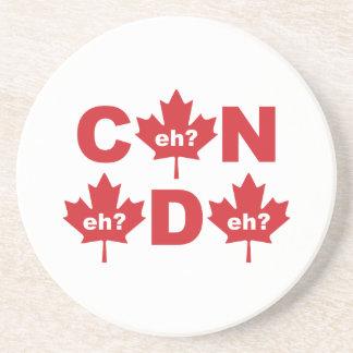 Canadá Posavasos Diseño