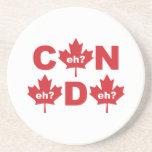 Canadá Posavasos Manualidades