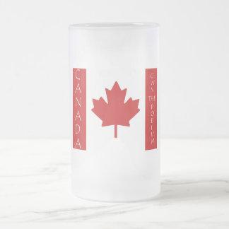 Canadá posee el podio taza de cristal