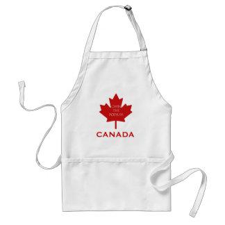Canadá posee el Podium2 Delantal