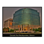 Canada Post Headquarters Post Card